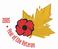 Year of the Veteran 2005 - Veterans Affairs Canada