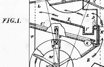 Page from Ninian Michael Newkirk's 1892 patent, FANNING MILL; 6 pages