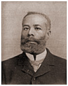Photograph of Elijah J. McCoy