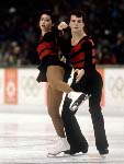 Canada's Elizabeth Manley competes in the figure skating event at the 1984 Sarajevo Winter Olympics.  (CP PHOTO/ COA/ Crombie McNeil)