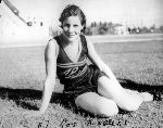 Canada's Mary Vandervliet participates in the 1932 Los Angeles Olympics. (CP Photo/COA)