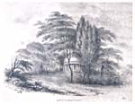 Illustration of Prince's Lodge, 1839