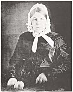 Photograph of Lamira Dow Billings as an old woman