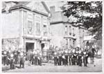 Photograph of Union Engine Company No. 6,  circa 1878