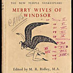 Script, The Merry Wives of Windsor