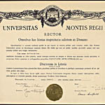 Doctorat honoris causa