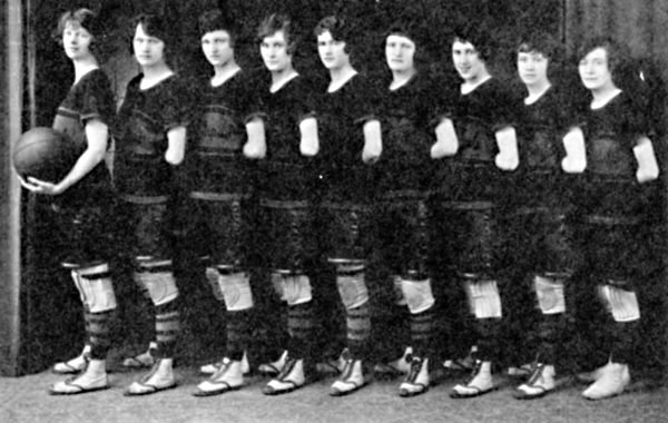 edmonton grads basketball team notes In 1922, the edmonton grads won their first national  women's basketball did  not become an official olympic event.