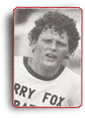 Photograph of Terry Fox