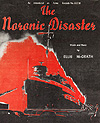 Couverture de la musique en feuilles de THE NORONIC DISASTER, paroles et musique d'Ellis McGrath, 1950