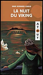 Book cover of LA NUIT DU VIKING, 2006