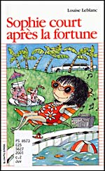 Book cover of SOPHIE COURT APRÈS SA FORTUNE, 2001