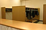 Photograph of Cloakroom