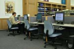 Photograph of Internet Workstations