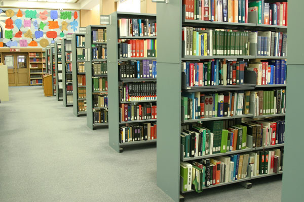 reference rooms consulting and borrowing material the public