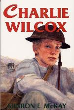 Cover of book, CHARLIE WILCOX