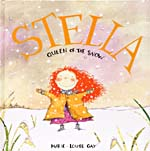 Cover of book, STELLA, QUEEN OF THE SNOW