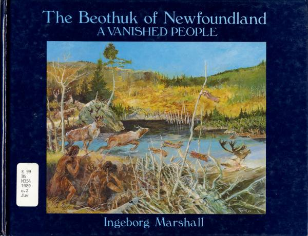an analysis of the beothuk the aboriginal inhabitants of newfoundland Includes vocabularies of the beothuk language the beothucks or red indians : the aboriginal inhabitants of newfoundland.
