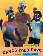 Cover of Book, Nana's Cold Days