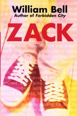 Cover of book, ZACK