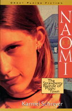 Couverture du livre, NAOMI: THE STRAWBERRY BLONDE OF PIPPU TOWN