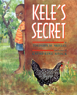 Cover of book, KELE�S SECRET