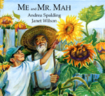 Cover of book, ME AND MR. MAH