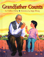 Cover of book, GRANDFATHER COUNTS