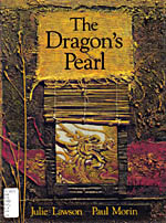 Photo of book cover: The Dragon's Pearl