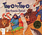 Photo of book cover: Two by Two