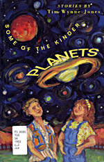 Photo of book cover: Some of the Kinder planets