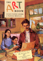Cover of book, THE ART ROOM