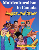 Cover of book, MULTICULTURALISM IN CANADA: IMAGES AND ISSUES