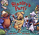 Couverture du livre, STANLEY'S PARTY