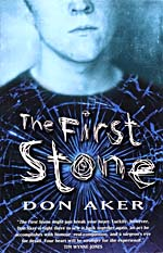 Couverture du livre, THE FIRST STONE