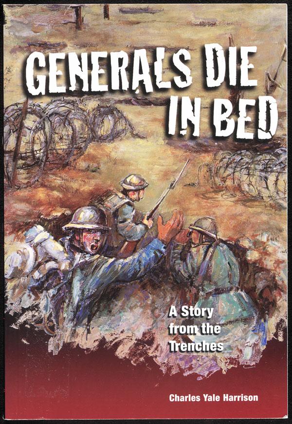 Generals die in bed essay
