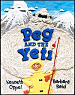 Cover of, PEG AND THE YETI
