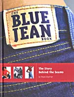 Couverture du livre The Blue Jean Book: The Story Behind the Seams