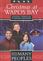 Couverture du livre Christmas at Wapos Bay