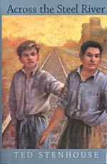 Couverture du livre Across the Steel River