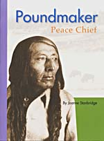 Couverture du livre Poundmaker: Peace Chief