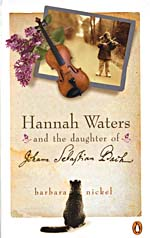 Couverture du livre Hannah Waters and the Daughter of Johann Sebastian Bach