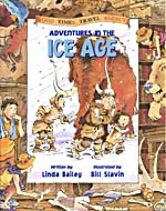 Couverture du livre Adventures in the Ice Age