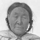 Photograph of two Inuit women, Baker Lake (Qamanittuaq), N.W.T., (now Nunavut), 1926