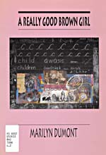 Pink book cover with mixed media artwork, including photographs, lettering and painting