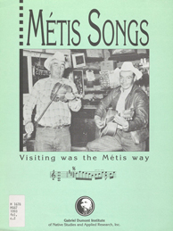 Light green book cover with a black and white photograph of a fiddler and a guitar player