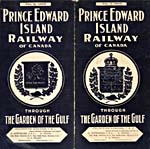Brochure of the Prince Edward Island Railway, 1905