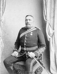 Photograph of Sir Samuel B. Steele