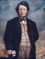 Portrait of the Honourable Thomas D'Arcy McGee, 1867
