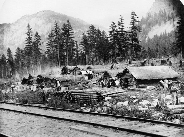 ARCHIVED - History: Building the Canadian Pacific Railway