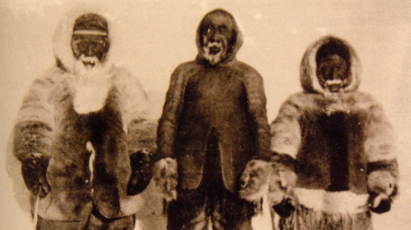 inuit religion 'spirituality' among the inuit and a further implication is that traditional aspects of inuit spirituality ceased with religious conversion and were.